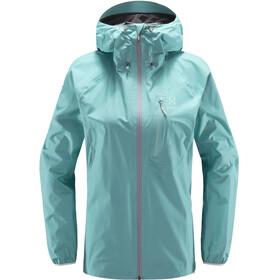Haglöfs L.I.M Jacket Women glacier green